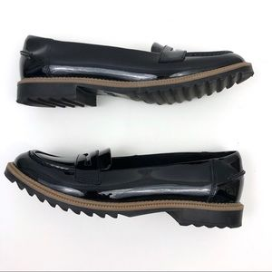 6a4c174678c Clarks Shoes - Clarks Patent Leather Griffin Milly Slip On Loafer